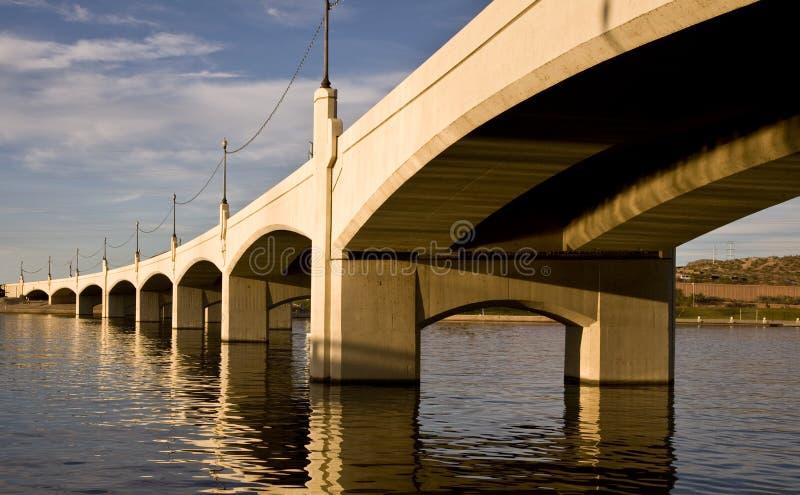 μύλος γεφυρών λεωφόρων tempe στοκ φωτογραφίες με δικαίωμα ελεύθερης χρήσης