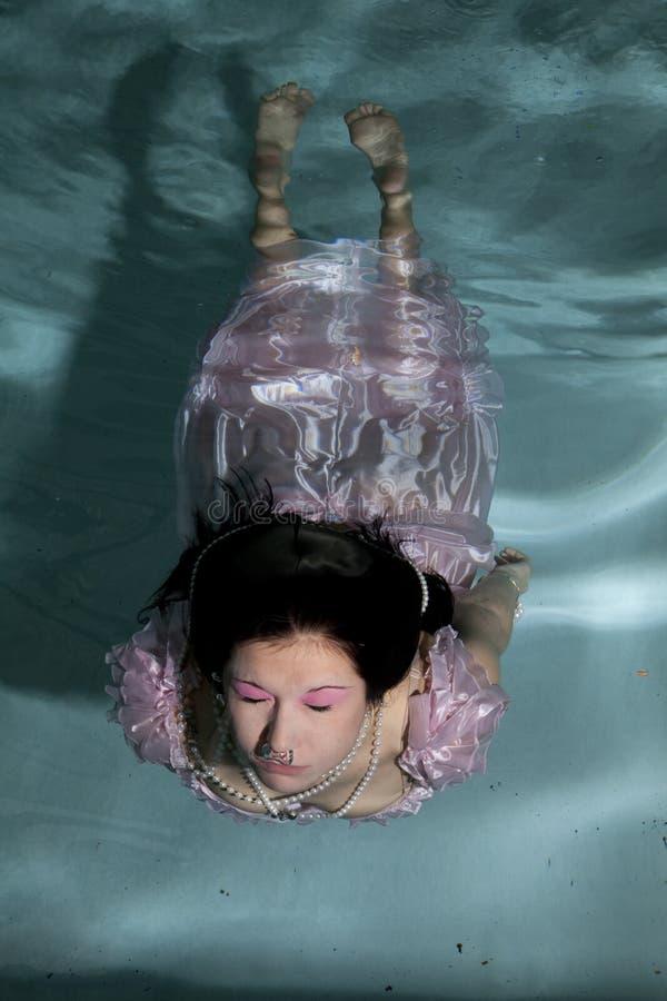 μύτη φυσαλίδων κάτω από το ύδ& στοκ φωτογραφία με δικαίωμα ελεύθερης χρήσης