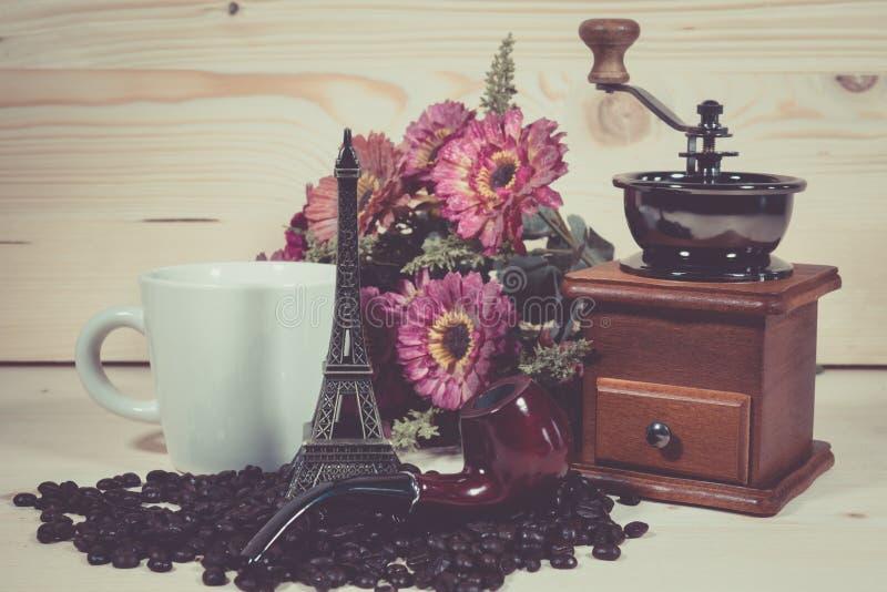 Μύλος καφέ, στοκ εικόνα