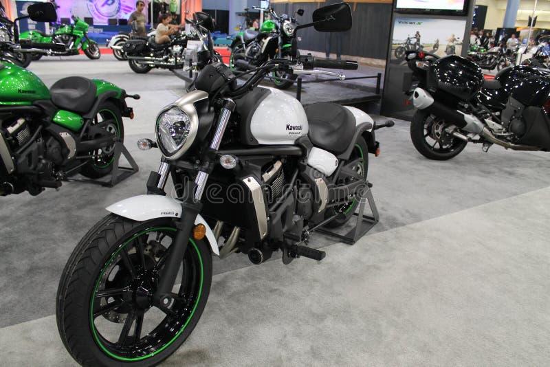Νέα ασιατική μοτοσικλέτα στοκ εικόνες με δικαίωμα ελεύθερης χρήσης