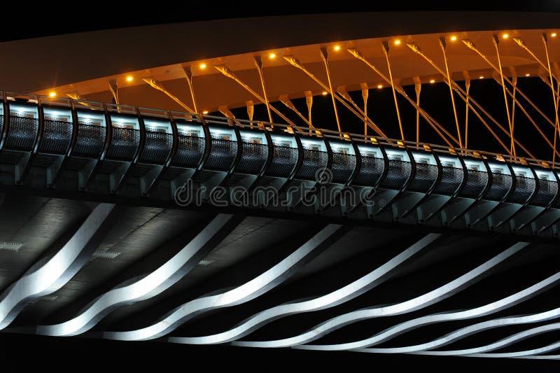 Νέα γέφυρα Troja στοκ φωτογραφία με δικαίωμα ελεύθερης χρήσης