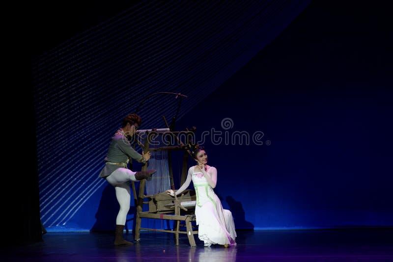 Νέα γαμήλια νύχτα το 1-τριών actï ¼ š ` όνειρο να τεμαχίσει το μετάξι ` - επική πριγκήπισσα ` μεταξιού δράματος ` χορού στοκ εικόνες