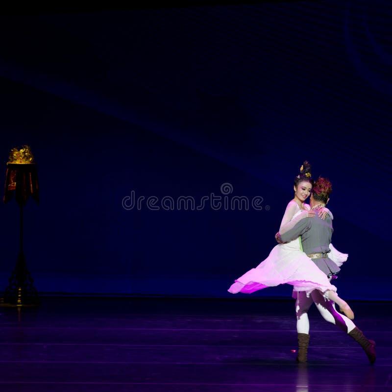 Νέα γαμήλια νύχτα το 3-τριών actï ¼ š ` όνειρο να τεμαχίσει το μετάξι ` - επική πριγκήπισσα ` μεταξιού δράματος ` χορού στοκ φωτογραφίες με δικαίωμα ελεύθερης χρήσης