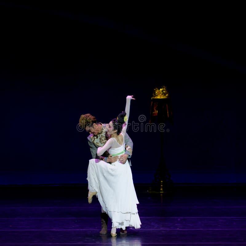 Νέα γαμήλια νύχτα το 5-τριών actï ¼ š ` όνειρο να τεμαχίσει το μετάξι ` - επική πριγκήπισσα ` μεταξιού δράματος ` χορού στοκ εικόνα με δικαίωμα ελεύθερης χρήσης