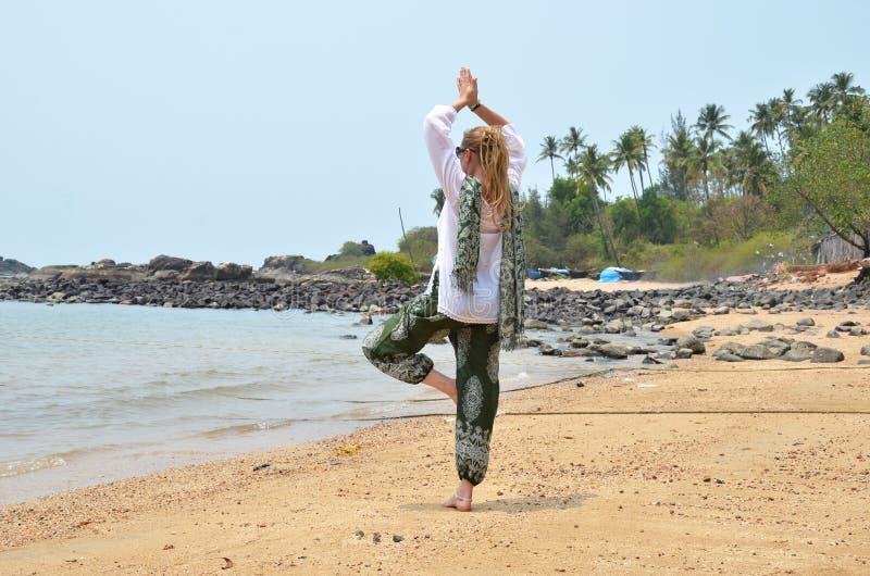 Νέα γυναίκα στο παραδοσιακό φόρεμα punjabi στοκ εικόνες με δικαίωμα ελεύθερης χρήσης