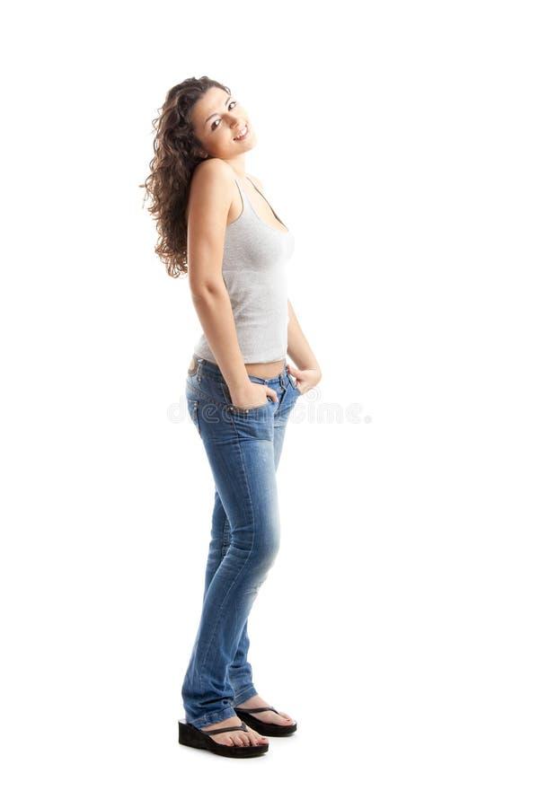 Νέα γυναίκα στοκ φωτογραφίες με δικαίωμα ελεύθερης χρήσης