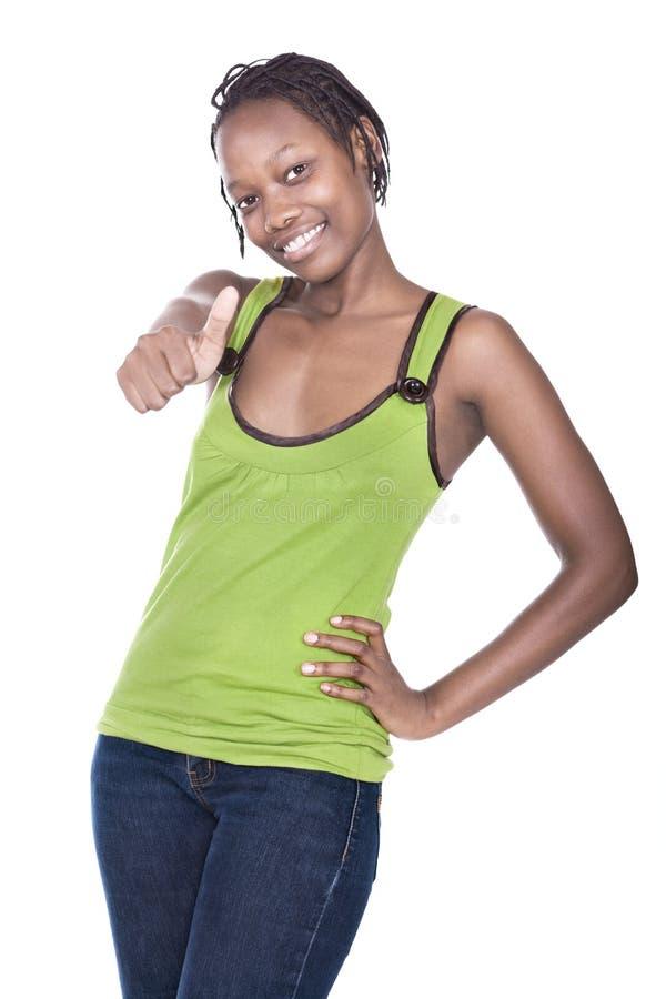 Νέα γυναίκα Motswana στοκ φωτογραφία με δικαίωμα ελεύθερης χρήσης