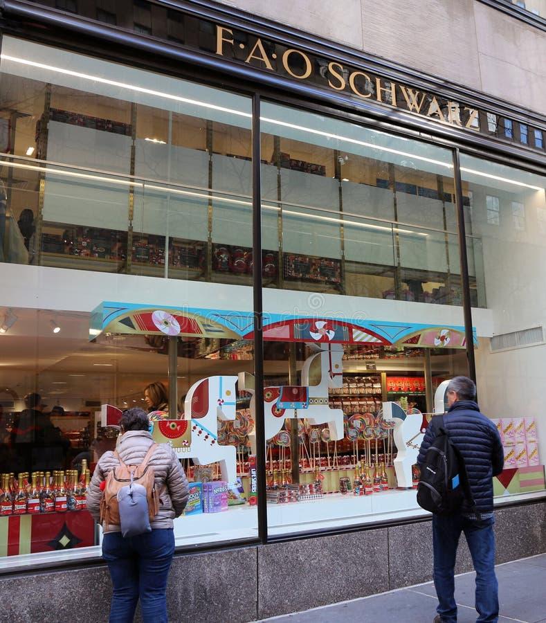 Νέα θέση του Φ Ο Ένα κατάστημα παιχνιδιών Schwarz στοκ φωτογραφία με δικαίωμα ελεύθερης χρήσης