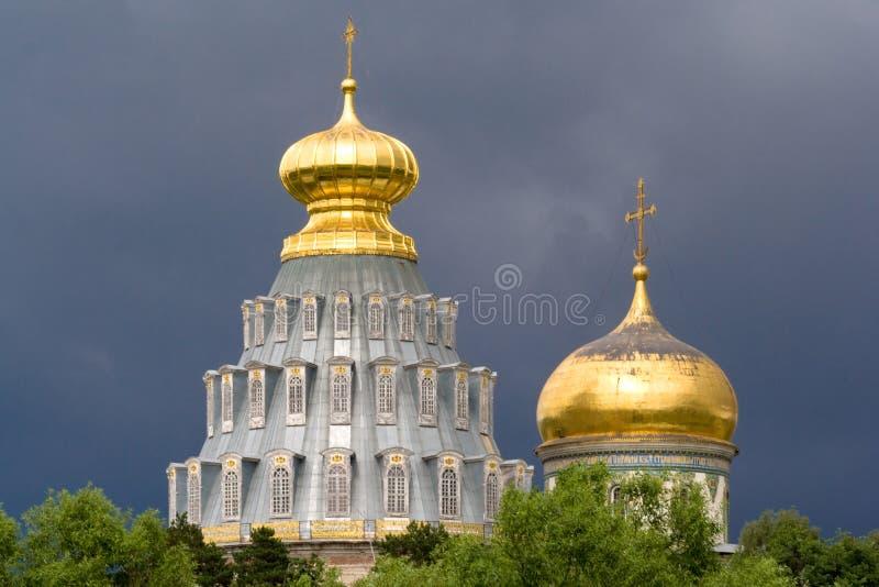 Νέα Ιερουσαλήμ στοκ εικόνες