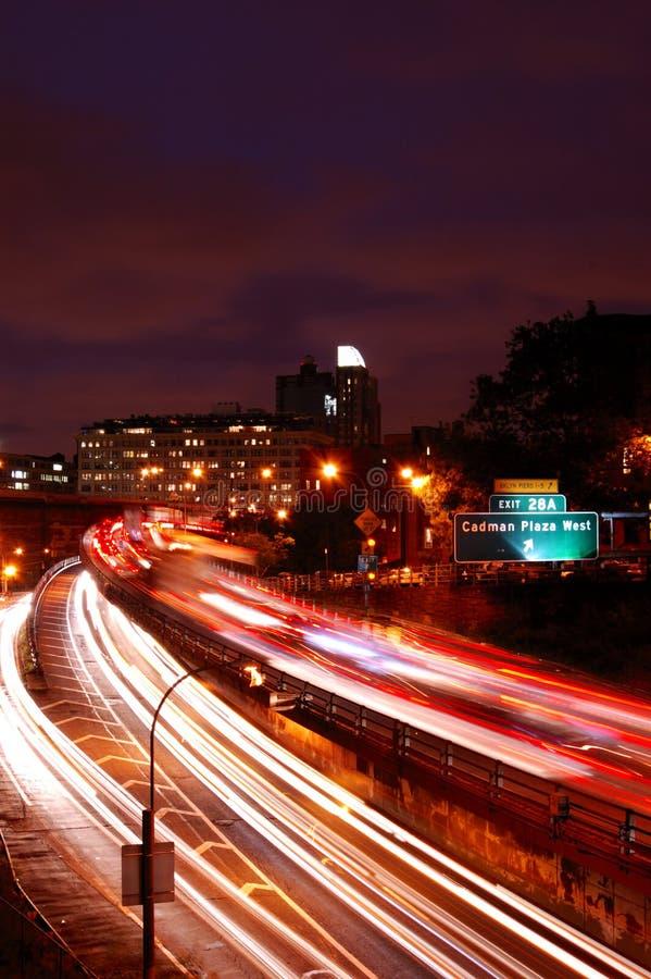νέα κυκλοφορία Υόρκη στοκ φωτογραφία με δικαίωμα ελεύθερης χρήσης
