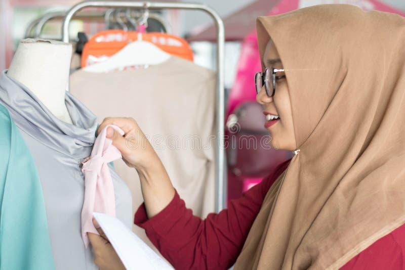 Νέα μουσουλμανική έννοια επιχειρηματιών επιχειρηματιών - εικόνα στοκ εικόνα με δικαίωμα ελεύθερης χρήσης