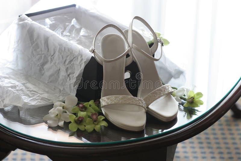 νέα παπούτσια στοκ φωτογραφίες