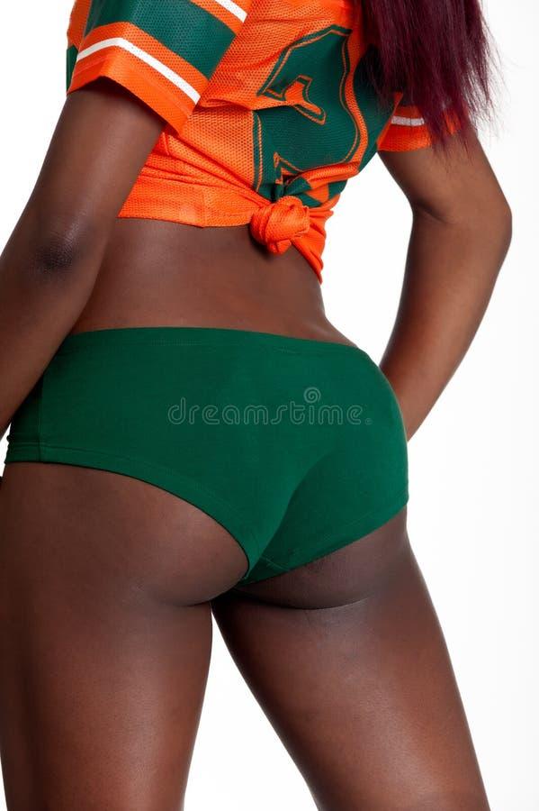 Νέα πλάτη γυναικών στοκ εικόνα με δικαίωμα ελεύθερης χρήσης