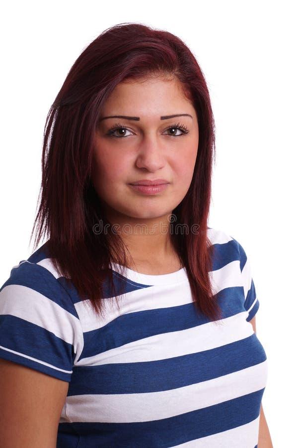 Νέα τουρκική γυναίκα στοκ φωτογραφίες με δικαίωμα ελεύθερης χρήσης