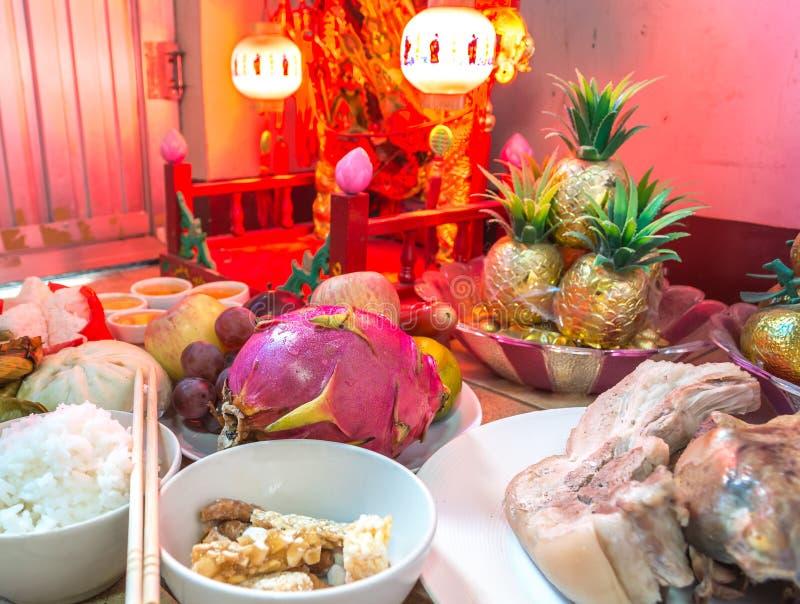 νέα τρόφιμα έτους chinease απεικόνιση αποθεμάτων