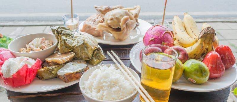 νέα τρόφιμα έτους chinease στοκ φωτογραφίες