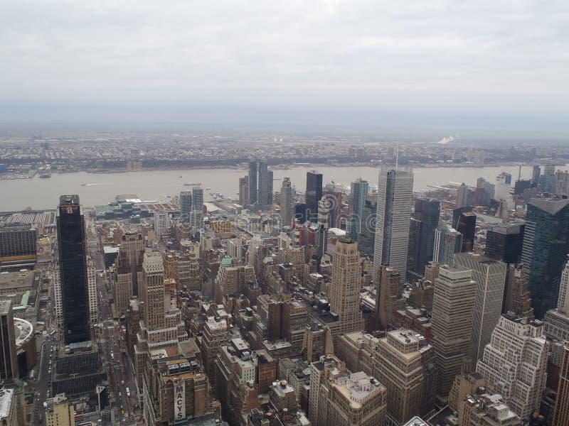 Νέα Υόρκη από με στοκ φωτογραφίες με δικαίωμα ελεύθερης χρήσης