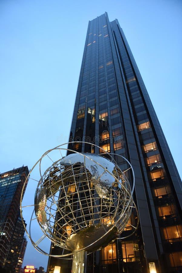Νέα Υόρκη, ΗΠΑ - 29 Μαΐου 2018: Διεθνή ξενοδοχείο και Towe ατού στοκ εικόνες με δικαίωμα ελεύθερης χρήσης