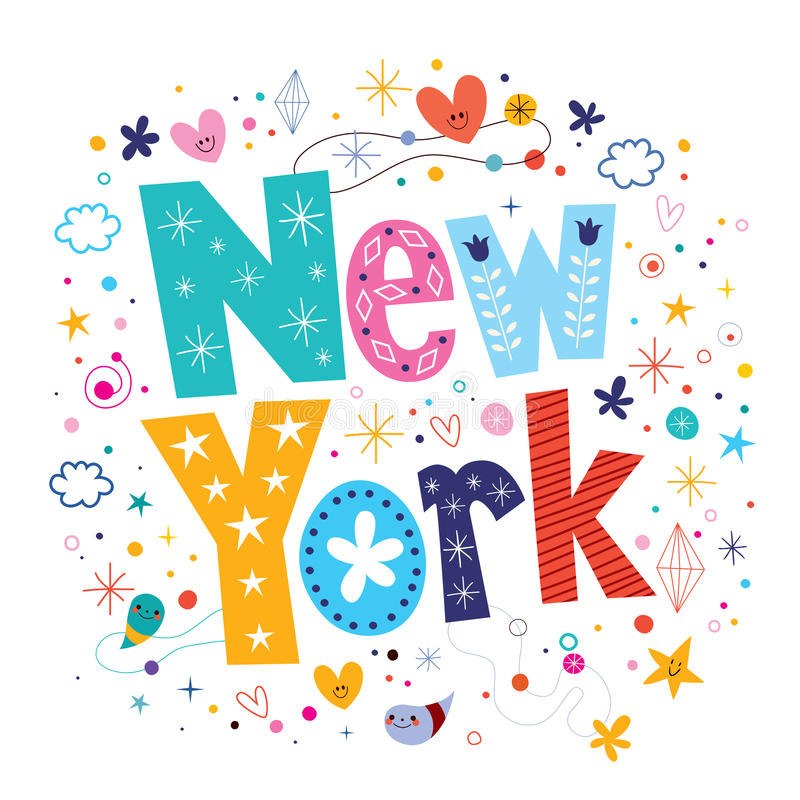 Νέα Υόρκη απεικόνιση αποθεμάτων