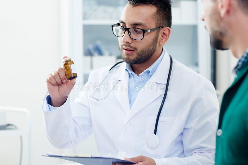 Νέα φάρμακα στοκ εικόνα με δικαίωμα ελεύθερης χρήσης