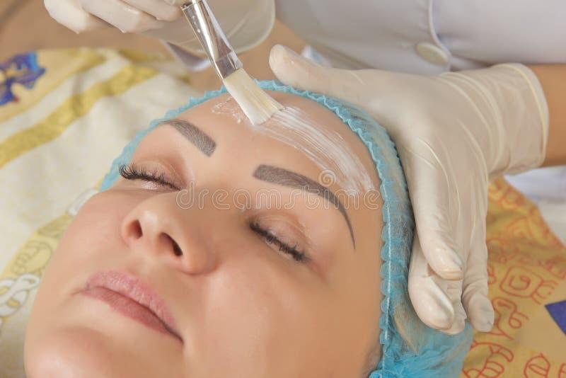 Νέες τεχνολογίες ιατρικό cosmetology στοκ φωτογραφία με δικαίωμα ελεύθερης χρήσης