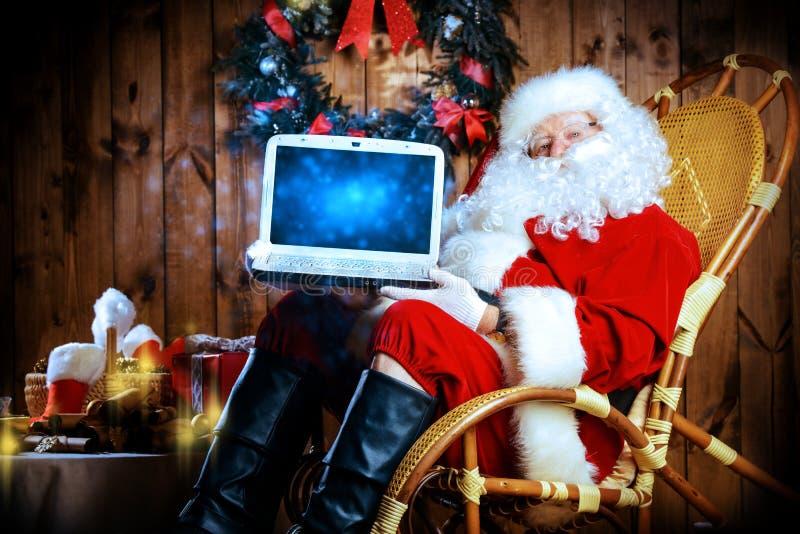 Νέες τεχνολογίες Χριστουγέννων στοκ φωτογραφία