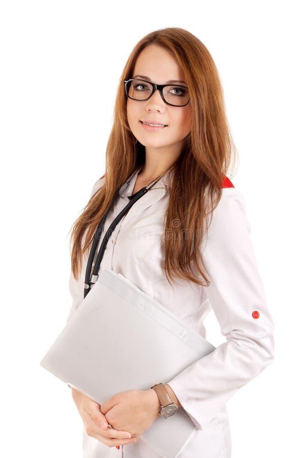Νέος γιατρός στοκ φωτογραφία