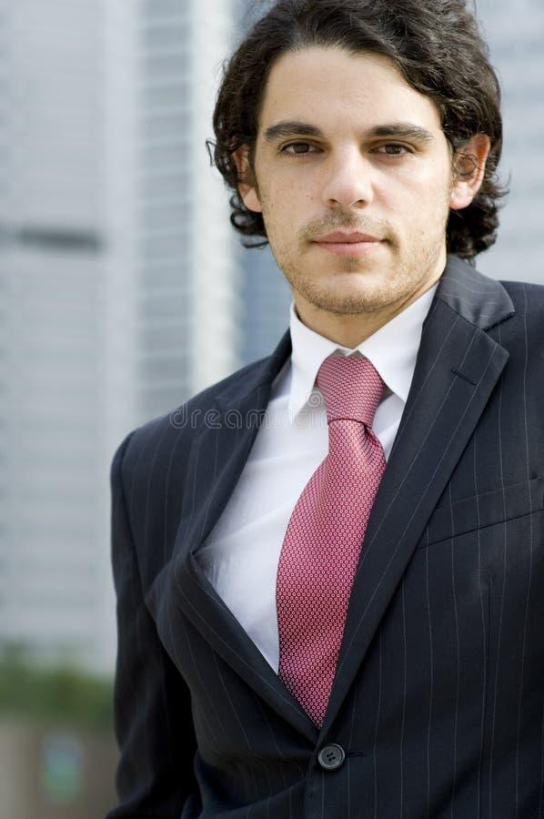 Νέος επιχειρηματίας στοκ φωτογραφία