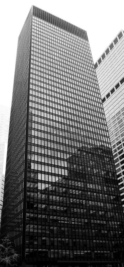 νέος ουρανοξύστης Υόρκη στοκ φωτογραφία