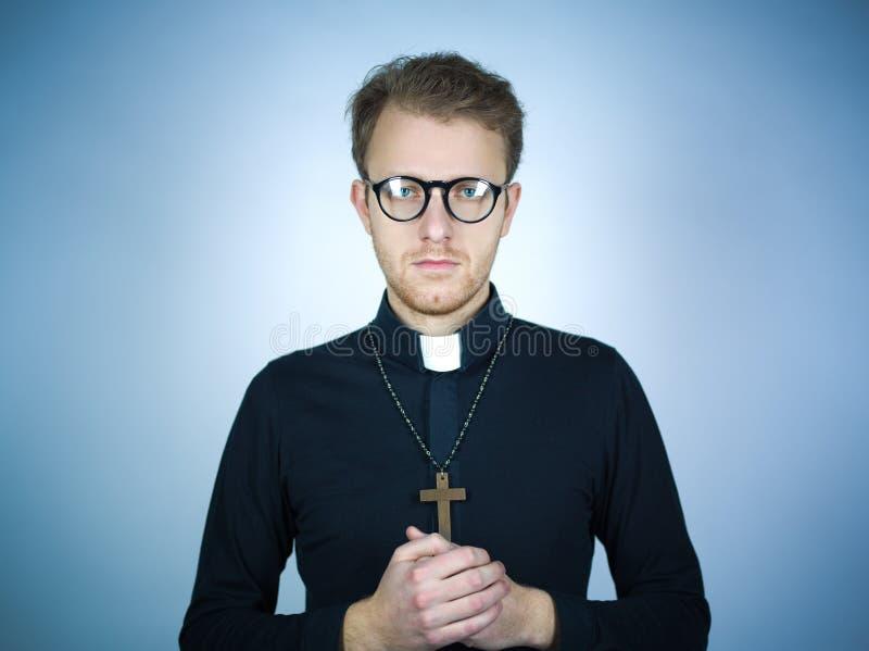 Νέος πάστορας στοκ εικόνες με δικαίωμα ελεύθερης χρήσης