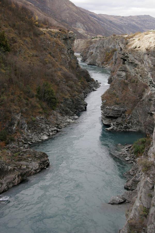 νέος ποταμός Ζηλανδία στοκ φωτογραφία με δικαίωμα ελεύθερης χρήσης