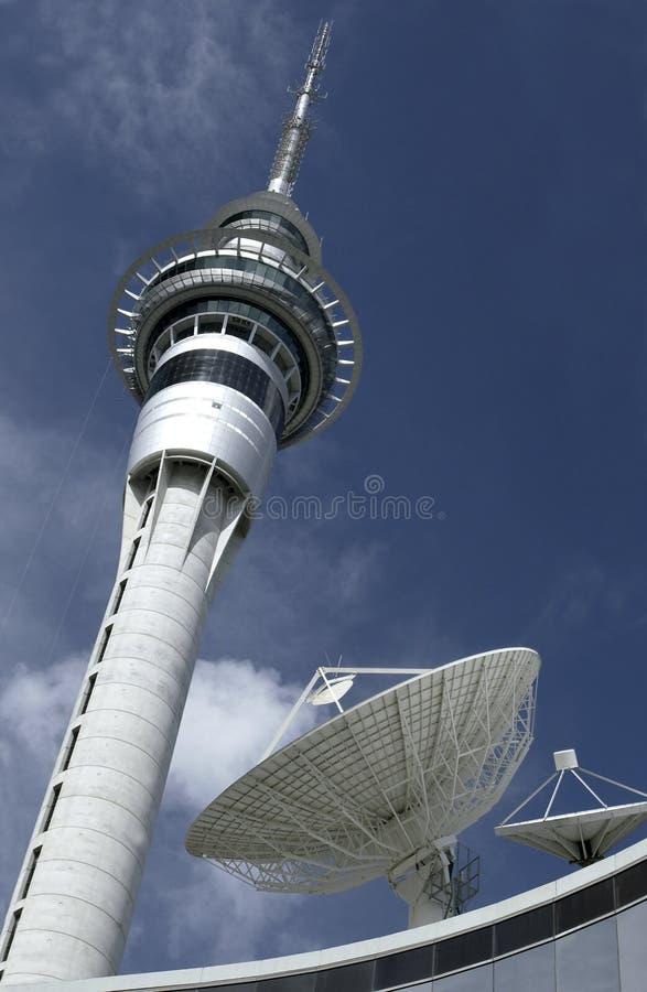νέος πύργος Ζηλανδία ουρ&al στοκ φωτογραφία με δικαίωμα ελεύθερης χρήσης