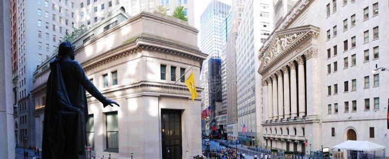 νέος τοίχος Υόρκη οδών πόλ&epsil στοκ φωτογραφίες