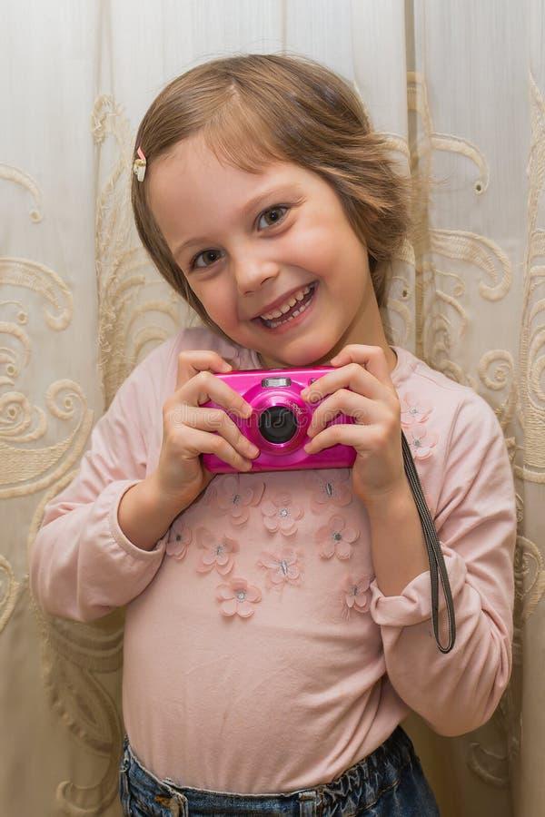 Νέος φωτογράφος στοκ φωτογραφίες με δικαίωμα ελεύθερης χρήσης
