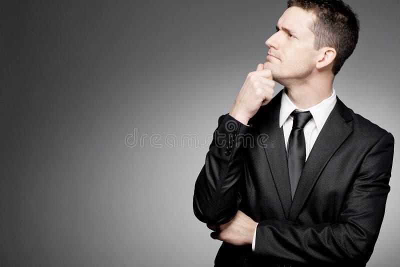 Νέος όμορφος επιχειρηματίας. στοκ φωτογραφία με δικαίωμα ελεύθερης χρήσης