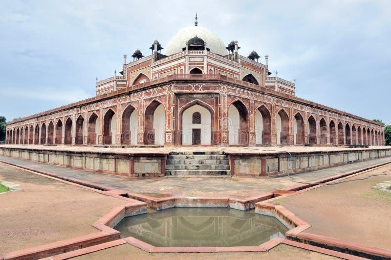 νέος s τάφος του Δελχί humayun στοκ φωτογραφία με δικαίωμα ελεύθερης χρήσης