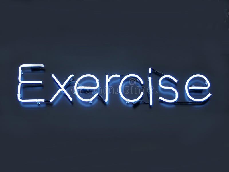 νέο άσκησης στοκ εικόνες με δικαίωμα ελεύθερης χρήσης
