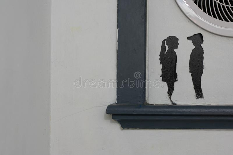 Νέο έργο τέχνης αγάπης στοκ εικόνα με δικαίωμα ελεύθερης χρήσης