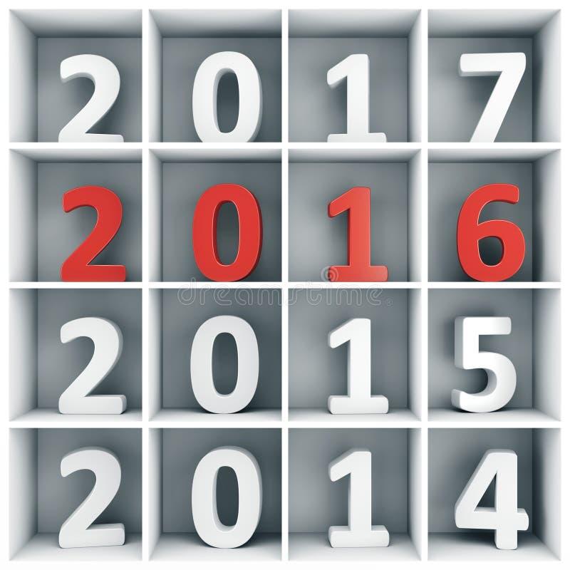 Download νέο έτος έννοιας απεικόνιση αποθεμάτων. εικονογραφία από σύγχρονος - 62707884