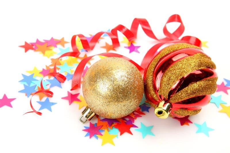 νέο έτος διακοσμήσεων s στοκ φωτογραφία με δικαίωμα ελεύθερης χρήσης