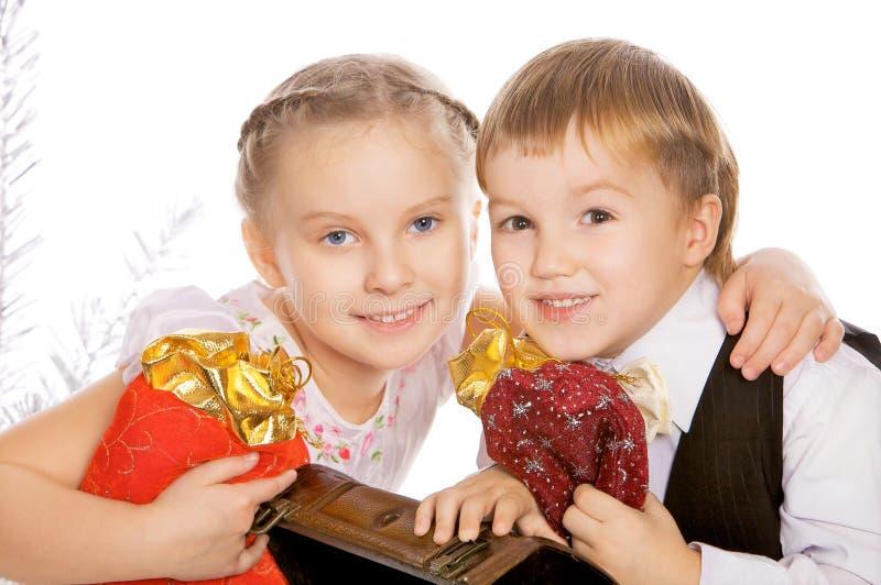 Download νέο έτος στοκ εικόνα. εικόνα από παιδί, πρόσωπο, καυκάσιος - 17057383