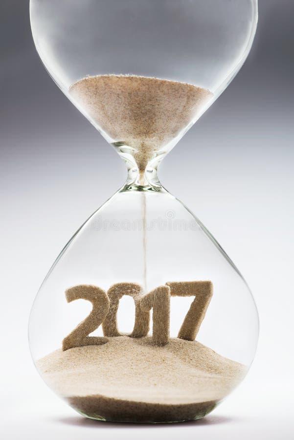 Νέο έτος 2017 στοκ φωτογραφίες