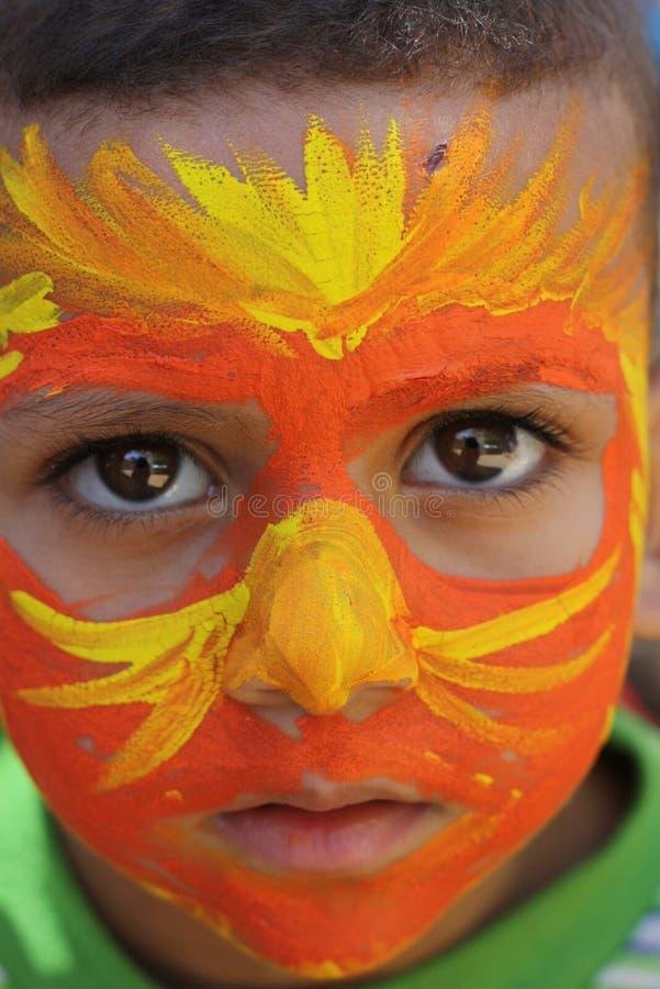 Νέο αιγυπτιακό αγόρι στοκ φωτογραφίες με δικαίωμα ελεύθερης χρήσης