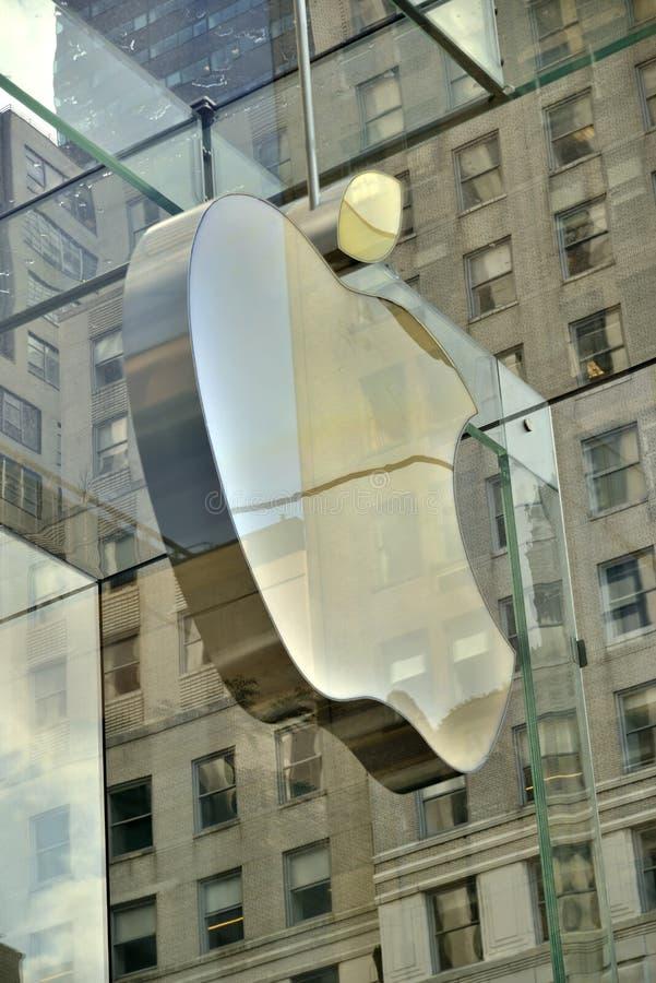 νέο κατάστημα Υόρκη πόλεων μ στοκ φωτογραφία με δικαίωμα ελεύθερης χρήσης