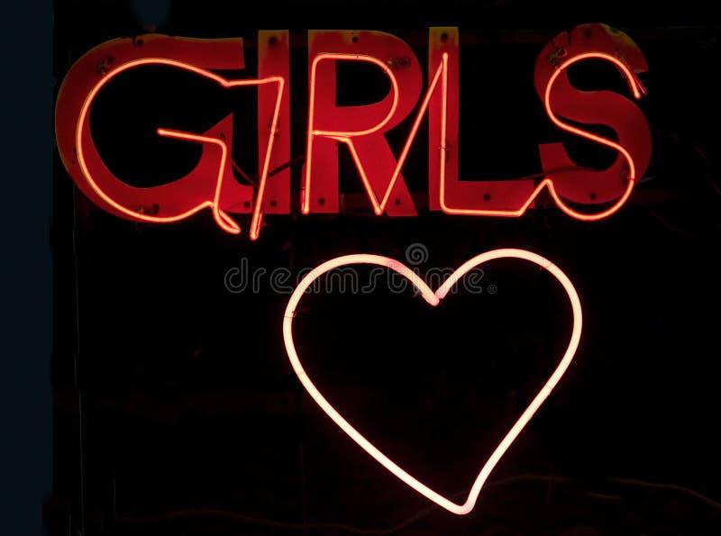 νέο κοριτσιών στοκ φωτογραφία