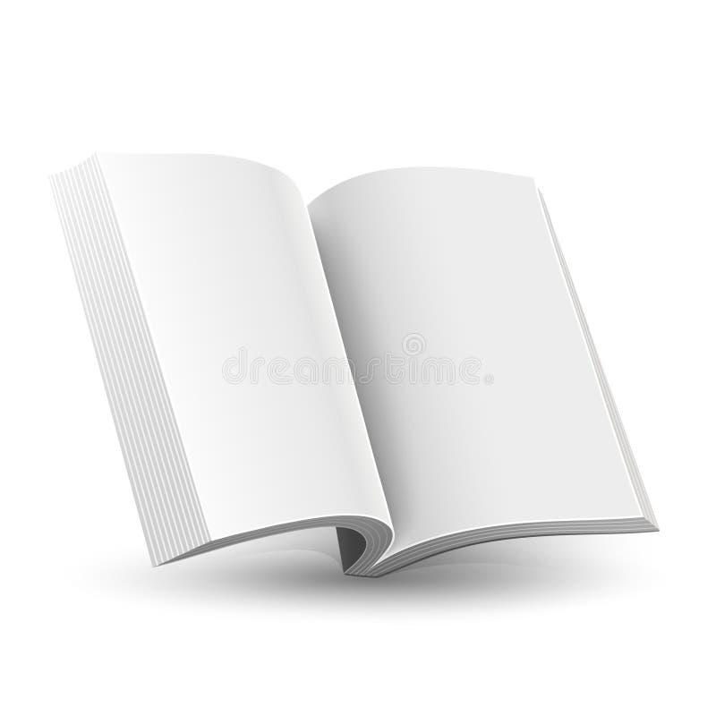 Νέο περιοδικό διανυσματική απεικόνιση