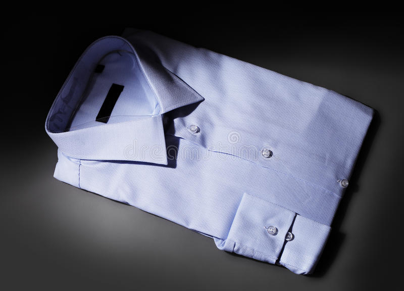 Νέο πουκάμισο στοκ φωτογραφία
