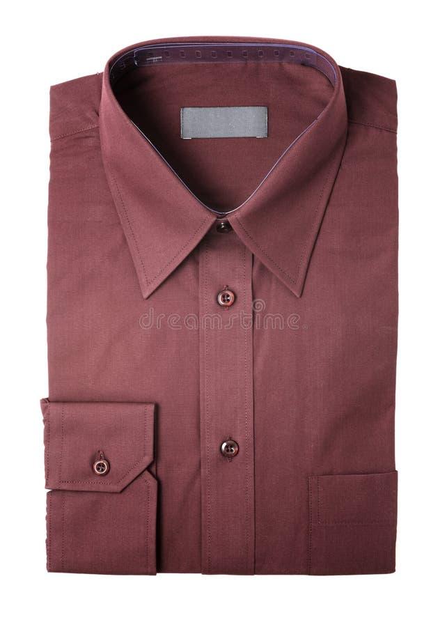 νέο πουκάμισο στοκ εικόνα με δικαίωμα ελεύθερης χρήσης