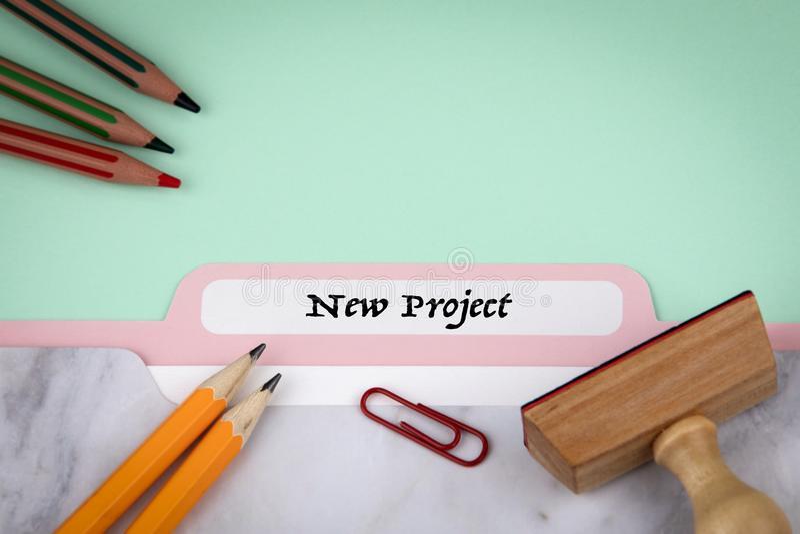 Νέο πρόγραμμα, επιχειρησιακή έννοια στοκ φωτογραφίες με δικαίωμα ελεύθερης χρήσης