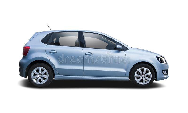 Νέο πόλο της VW στοκ εικόνες